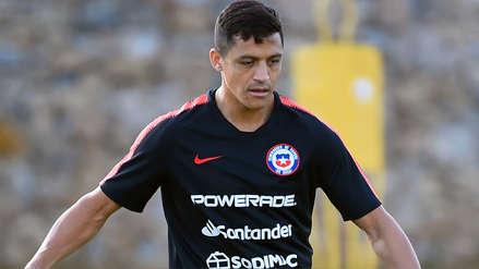 Lesión de Alexis Sánchez lo mantendrá alejado de las canchas entre 2 a 3 meses, según Reinaldo Rueda