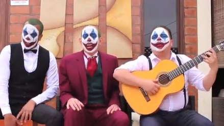 Los Juanelos se ríen de la política peruana al estilo del Joker