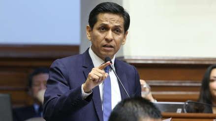 Jorge Meléndez   Denuncian que ministro recomendó a madre de su hijo para trabajar en la Comisión de Ética