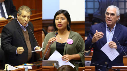 Congresistas piden al TC rechazar la incorporación de Ortiz de Zevallos y la demanda competencial