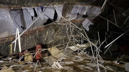 Huancayo: local donde murieron personas tras caída del techo no tenía licencia de funcionamiento