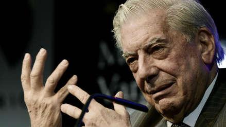 Mario Vargas Llosa sobre disolución del Congreso: Realmente el fujimorismo y el Apra daban vergüenza ajena