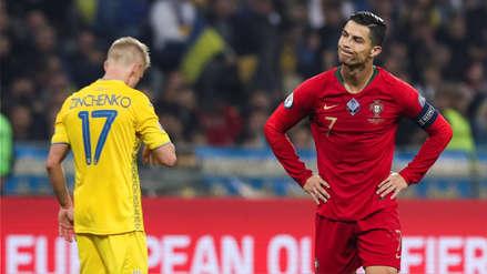 Portugal vs. Ucrania: resultado, crónica y goles del partido por las Eliminatorias de la Eurocopa