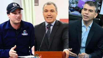 Salvador del Solar lidera intención de voto presidencial y supera a Julio Guzmán y George Forsyth