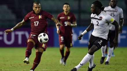 ¡Mala racha! Trinidad y Tobago cayó 2-0 ante Venezuela en amistoso internacional por fecha FIFA