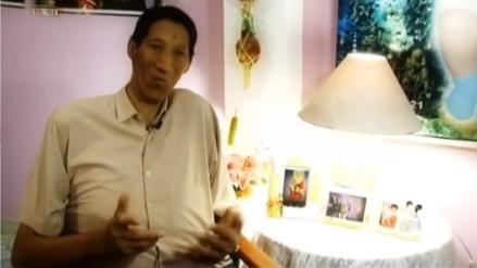 Margarito Machacuay, el hombre más alto del Perú, se fracturó la pierna al sufrir caída en Bagua