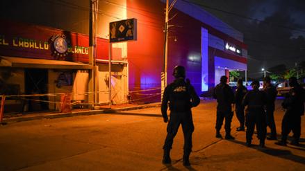 Al menos 14 policías fueron asesinados en ataque armado en México