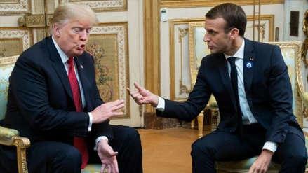 Francia alerta a Estados Unidos del riesgo de que resurja el Estado Islámico