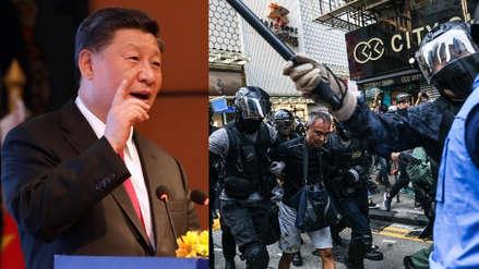 Presidente chino advierte que los separatistas serán