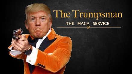 Donald Trump asesina a toda la oposición en violenta parodia presentada en su resort