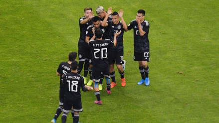 ¡Golazo del 'Piojo'! Roberto Alvarado anotó el primer gol de México en el partido ante Panamá