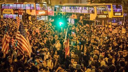 La Cámara Baja de EE.UU. aprueba ley de DD.HH. y democracia de Hong Kong