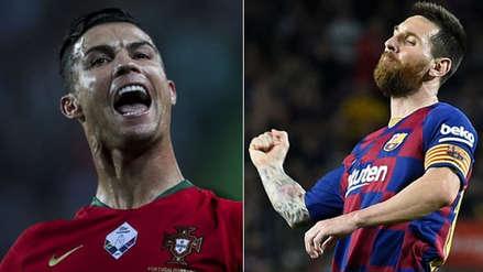 ¿Cristiano Ronaldo o Lionel Messi? Campeón mundial con Argentina eligió al mejor