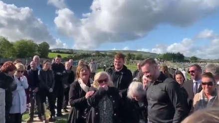 ¡Para no creer! Hombre le jugó broma a toda su familia durante su entierro como última voluntad