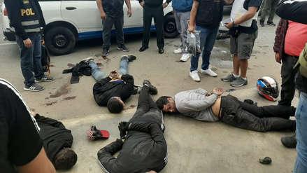 Balacera en el Callao deja dos muertos y cuatro detenidos [VIDEO]