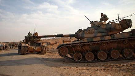 Rusia advierte a Turquía que sus tropas no pueden penetrar más de 5 kilómetros en Siria
