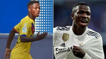 Con Ansu Fati y Vinicius Junior: conoce la lista de los 20 finalistas al Golden Boy 2019