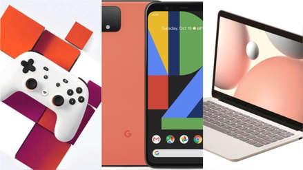 No fue solo Pixel: Los anuncios de Google durante el evento Made by Google '19 en Nueva York