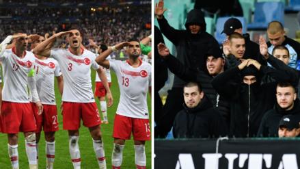 UEFA iniciará procesos disciplinarios contra Turquía y Bulgaria por provocación política y racismo