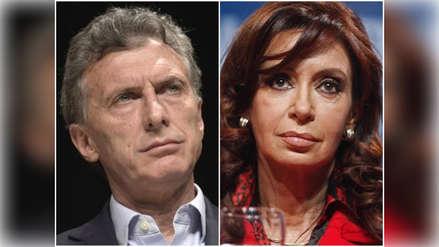 La frase machista de Macri al hablar sobre el modelo económico de la expresidenta Cristina Fernández