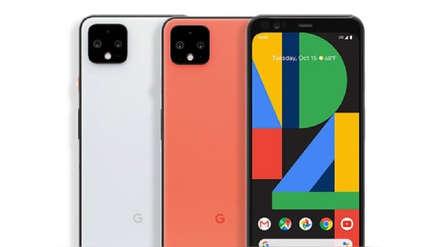 Google presentó el Pixel 4 y Pixel 4 XL: Más potencia, reconocimiento facial y control por gestos