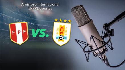 Perú 1-1 Uruguay: RPP transmitió el amistoso internacional por fecha FIFA