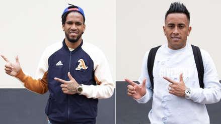 Jugadores de la Selección Peruana se unieron a campaña contra el cáncer de mama