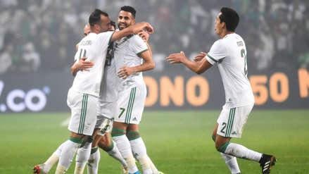 ¡Contundente goleada! Argelia venció 3-0 a Colombia en amistoso internacional