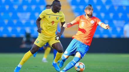 Chile 3-2 Guinea: resultado, resumen de la victoria de La Roja en el amistoso internacional por fecha FIFA