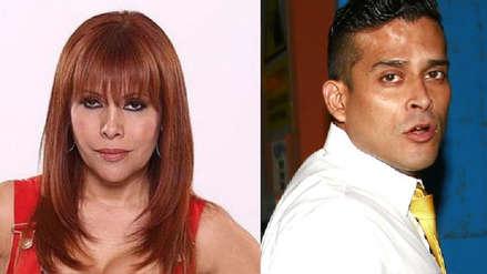 Magaly Medina desmiente a Christian Domínguez: