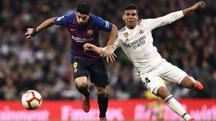 Proponen que el clásico entre Barcelona y Real Madrid se juegue en Buenos Aires: