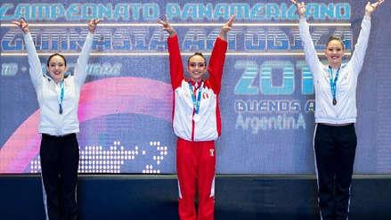 Thais Fernández, el descargo de la gimnasta que el domingo ganó oro y el lunes se quedó sin apoyo económico del IPD
