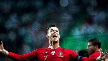 El influencer más exitoso del mundo: Cristiano Ronaldo gana el doble que Lionel Messi en Instagram
