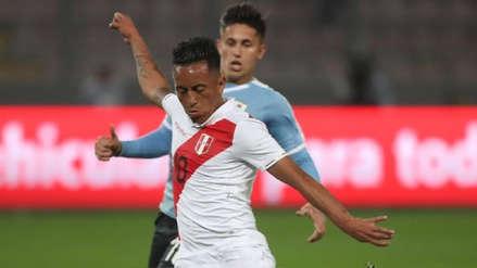 """Christian Cueva tras empate ante Uruguay: """"Con uno menos debemos matar"""""""