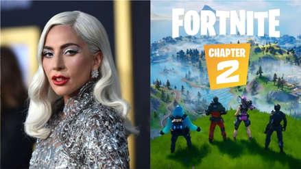 """""""¿Qué es Fortnight?"""": La pregunta de Lady Gaga que ha molestado a los jugadores de Fortnite en redes"""