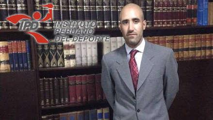 Director Nacional de Deportes de Afiliados renunció al cargo y arremetió contra el Presidente del IPD, Sebastián Suito