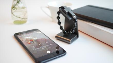 El Vaticano lanzó un rosario digital que también sirve como fitness tracker