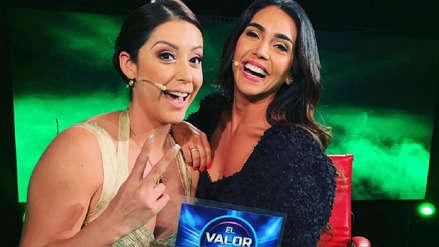 Vania Bludau y Karla Tarazona, exparejas de Christian Domínguez, se reencuentran en