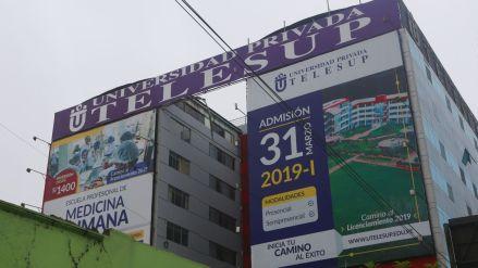 """José Luna Gálvez: la facultad de medicina de Telesup """"es la mejor en el país"""""""