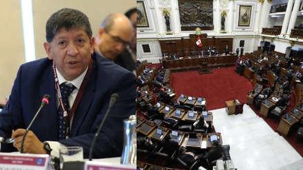 TC: 5 claves de la admisibilidad o no del recurso que presentó Olaechea contra la disolución del Congreso