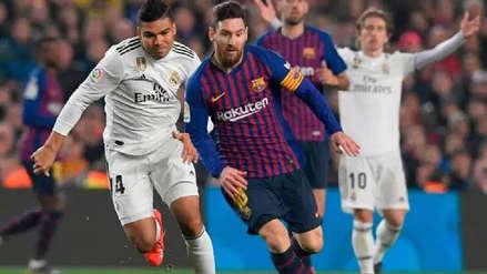 Barcelona vs. Real Madrid: clásico español se postergó por protestas en Cataluña