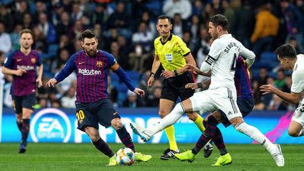 ¡Inflexible! Barcelona quiere jugar ante Real Madrid el 26 de octubre, pese a clima de violencia en Cataluña