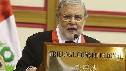 Tribunal Constitucional decidirá el 29 de octubre si admite o no demanda contra disolución del Congreso