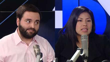 ¿Alberto de Belaunde e Indira Huilca postularán en 2020? Esto respondieron los excongresistas