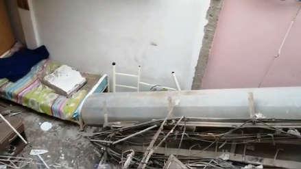Empresa de telefonía anuncia apoyo a menor herida por caída de antena en Chiclayo