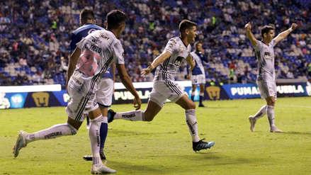 ¡Victoria de los 'Rojinegros! Puebla cayó 1-0 ante Atlas por la fecha 14 del Torneo Apertura de la Liga Mx