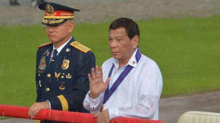 """Eres libre de matar a todos"": El mensaje de Rodrigo Duterte a jefe de la Policía filipina"