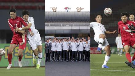 """""""Como una guerra"""": Así fue por dentro el partido por clasificatorias entre Corea del Norte y del Sur"""