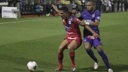 ¡Casi obtiene la punta! 12 imágenes del empate entre Alianza Lima y Carlos A. Mannucci