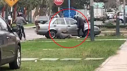 Delincuentes armados asaltaron a adulto mayor que había retirado dinero del banco en Pueblo Libre